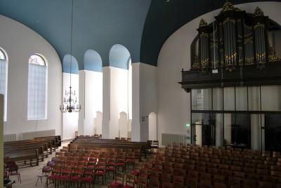 impressie kerkzaal Jozefkerk (1)