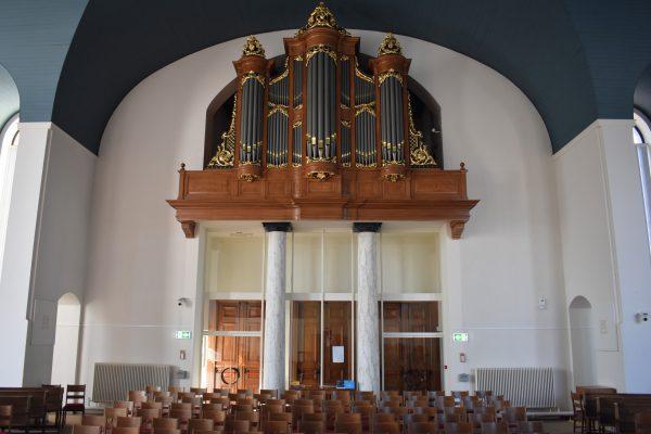 Van Dam Orgel na restauratie